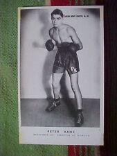 PETER KANE BANTAMWEIGHT CHAMPION  EUROPE Boxing News Photo No 31