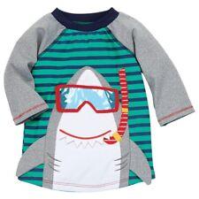 Mud Pie E9 Shark Tank Baby Toddler Boy Beach Swim Rash Guard 11020006 Choose