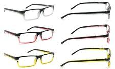 NEW ARRIVAL Stylish Retro Fashion Unisex Reading Glasses Spring Hinges TN93