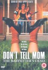 Don't Tell Mom The Babysitter's Dead [DVD], Very Good DVD, Kimmy Robertson, Joan