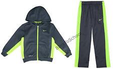 NIKE KO 2.0 Zip Therma-FIT Fleece Hoodie Sweatpants Matching Set - Boys 4 5 6