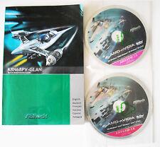 DRIVER CD + MANUALE ASROCK K8N68PV-GLAN
