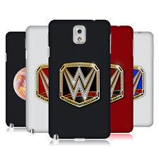 OFFICIAL WWE TITLE BELTS HARD BACK CASE FOR SAMSUNG PHONES 2