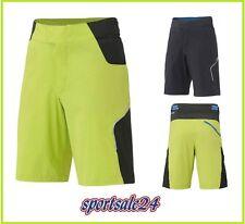 Shimano Explorer bike shorts con pantalones interior y volver tapicería