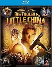 Big Trouble in Little China (Blu-ray Disc, 2009) John Carpenter
