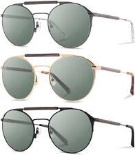 babdfa9d8f7c Shwood Eyewear Bandon Polarized Men s Titanium Sunglasses - Handcrafted In  USA