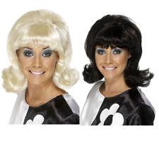 1960s Flick Wig Ladies Sixties Fancy Dress 60s Ladies Wig