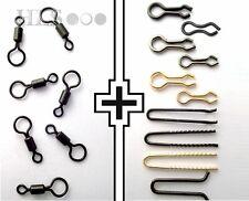 Lead loops + Large Big eye swivels Lead making multi pack All loop styles HLS