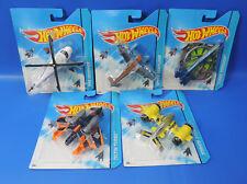 Mattel Hot Wheels / Du Ciel Busters / Séléction à Planes