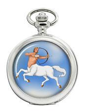 Centaur Sagittarius Full Hunter Pocket Watch (Optional Engraving)