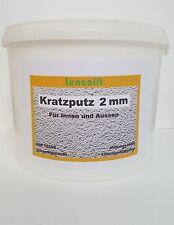 125 Kg Siloxanputz K 2 Mm Kratzputz Scheibenputz Dekorputz Wdvs Dekor Putz Baustoffe & Holz