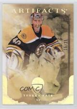 2010-11 Upper Deck Artifacts Silver #52 Tuukka Rask Boston Bruins Hockey Card