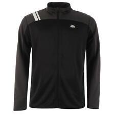 Lonsdale señores ZIP de transición chaqueta Training chaqueta chaqueta negro talla S - 2xl