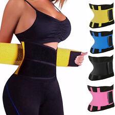 Women's Hot Neoprene Slimming Thermo Belt Body Shaper Vest Sweat Waist Cincher