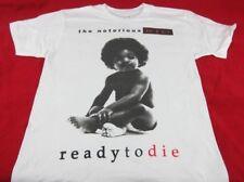 Mens NEW Biggie Notorious BIG Ready to Die Brooklyn Mint Rap T-Shirt Sz S or M