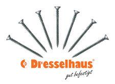 Dresselhaus Justierschrauben 6 mm inkl. Bit Distanzschrauben Abstandsschrauben