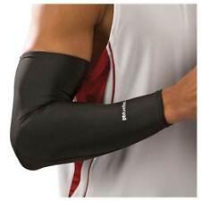 Mueller Elbow Performance Sleeve Retains Body Heat Elastic Top Prevents Slipping