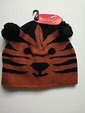 HA153 Ladies//Womens Winter Beanie Hat With Panda Face Design