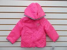 Toddler Girls OshKosh Bgosh Neon Pink Light Weight Jacket...