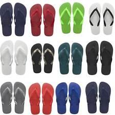 fec408647 Havaianas Top Men Rubber Flip Flops Beach Women Sandals Uk Size 3 4 5 6 7
