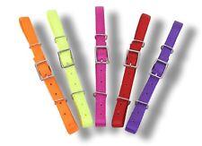 D.A. Brand Neon Brights Nylon Curb Strap Horse Tack
