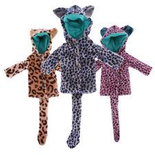 "Leopard Coat Top Clothing Big Ears For 1//6 11/"" 27/"" BJD doll AOD YOSD DOD DK DZ"