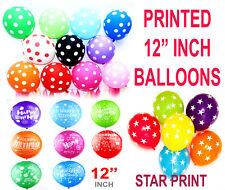 254x30.5cm ☯ Latex Fête Joyeux anniversaire ballons de mariage balons