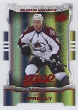 2014 Upper Deck MVP Colors & Contours Teal Die-Cut #76 Ryan O'Reilly Hockey Card