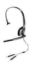 New - Plantronics Audio 610 USB Headset - **Free Expedited Shipping!**