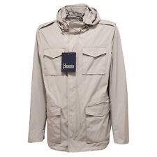 2814Q giaccone giubbotto uomo ghiaccio HERNO jacket men