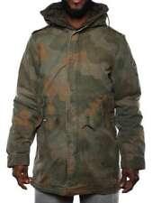 SCOTCH & SODA SUPER PARKA DOUBLE 1304-09.10029 VERDE giacca invernale uomo