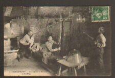 ROUGEMONT (41) VERRERIE , SOUFFLEUR DE VERRE en 1912