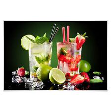 Poster Cocktail Hour Wandbild Trend Bild Wanddeko Eyecatcher Deko