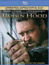 Robin Hood (Blu-ray Disc, 2012, Directors Cut)