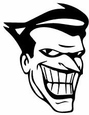 Vinyl Decal Truck Car Sticker Laptop Window  - DC Batman Animated Series Joker