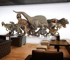 3D Dinosaur Animal 8 Wallpaper Murals Dercor Kids Nursery Wallpaper Mural AU