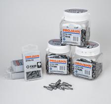 """PROJAHN TX Bit für TORX® -Schrauben 1/4"""" 25mm Bits T8 T10 T15 T20 T25 T30 .. T50"""