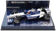 Minichamps Williams F1 Launch Car 2002 - Juan Pablo Montoya 1/43 Scale