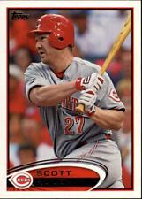 2012 Topps Baseball Base Singles #255-380 (Pick Your Cards)