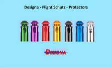 Dart Designa Flight Schutz 3,6 oder 9 Stück & Farbe wählbar Zubehör Protectors
