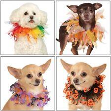 Dog Tulle Collar Costume Pet Halloween