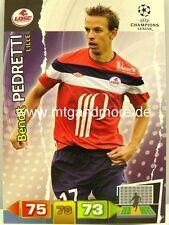 Adrenalyn XL Champions League 11/12 - Benoit Pedretti