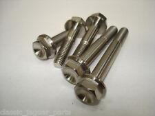 Titanium flange bolts M8 x 25mm M8 X 35 M8 x 45mm M8 x 55mm M8 x 65mm 1.25 PITCH