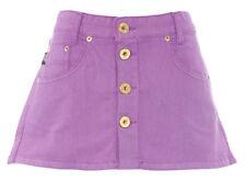 DIESEL Womens Purple Revolution Sparkle Button Frnt Mini Skirt #00D2Z7 NEW