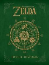 The Legend of Zelda Hyrule Historia Paperback Book 1 Edition by Shigeru Miyamoto