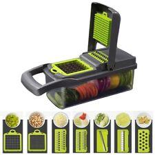 Vegetable Mandoline Slicer Kitchen Cutter Fruit Veggie Chopper Food Onion Dicer