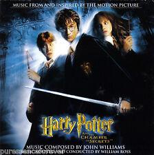 LONDON SYMPHONY ORCHESTRA - Harry Potter & Chamber Of Secrets (CD Album/CD-ROM)