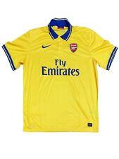 Nike Arsenal Away Trikot 532866 Gelb 750 Edel