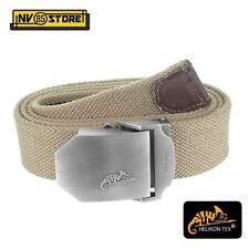 Cintura Belt Cordura HELIKON-TEX con Fibbia a Morsetto Militare Softair TAN