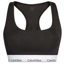 Calvin Klein Women Modern Cotton Plus Bralette, Black